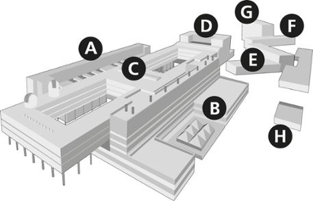 Plattegrond Science Park 904