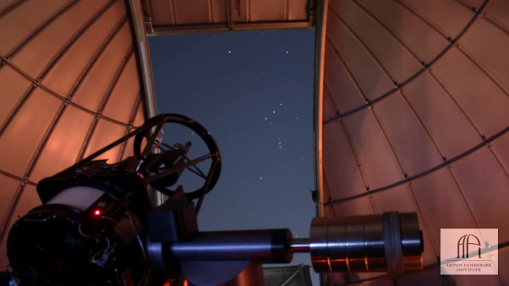 Stargazing - Anton Pannekoek Institute for Astronomy