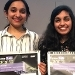 Athira Menon and Paris Asif are the winners of the Amsterdam final of FameLab 2019.